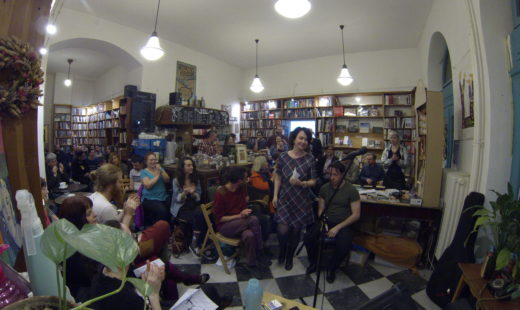 Panel Issue # 3 launch party. March 30, 2019