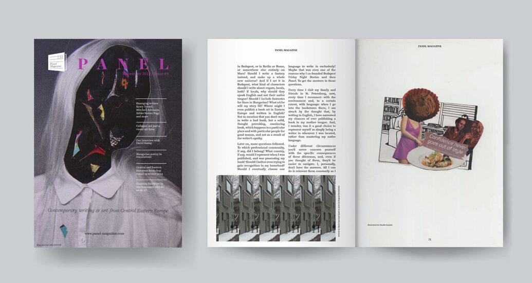 Panel magazine issue #4