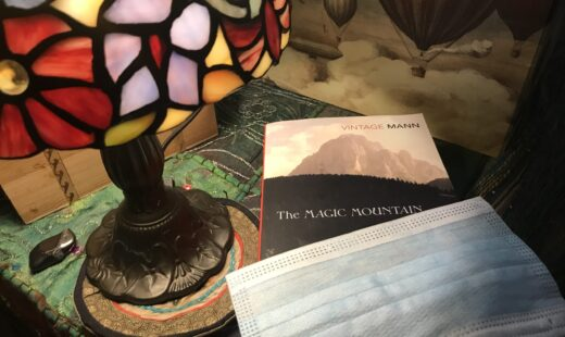 Reading Thomas Mann's The Magic Mountain in the Time of Covid